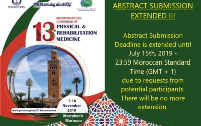 13rd Mediterranean PRM Forum Congress – Abstract Submission Extended