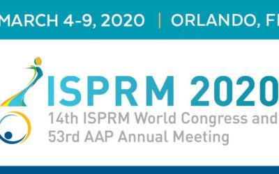 14th ISPRM  World Congress – 4-9 March 2020 Orlando, USA
